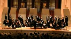 Come Ye Disconsolate - Terre Johnson Baylor University A Cappella Choir Tour 2012 Homecoming Concert Dr. Alan Raines, Conductor Celeste…