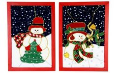 Cuadros navideños 2015
