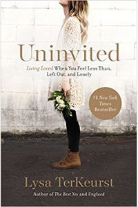 "Read ""Uninvited Living Loved When You Feel Less Than, Left Out, and Lonely"" by Lysa TerKeurst available from Rakuten Kobo. The enemy wants us to feel rejected . left out, lonely, and less than. When we allow him to speak lies through our r. This Is A Book, Love Book, Feeling Left Out, How Are You Feeling, Uninvited Lysa Terkeurst, Lysa Terkeurst Books, Uninvited Book, The Best Yes, Feeling Rejected"