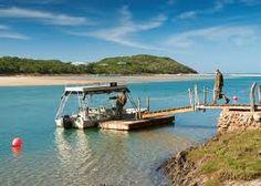 Kenton-on-sea Lagoon, South Africa
