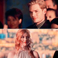 I love how they look each other ❤❤❤❤❤#clace.