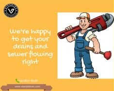 Let ViperJet takes care of your plumbing problems today so you can rest easy tomorrow! Morris County, Essex County, Bergen County, Sewer Line Cleaning, Residential Plumbing, Local Plumbers, Recycling Services, Commercial Plumbing, Plumbing Problems