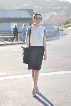 Casual working dress