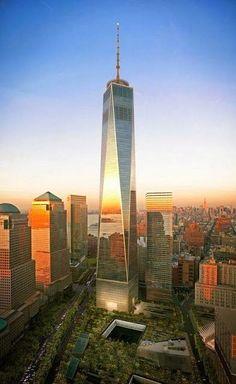World Trade Center New York City