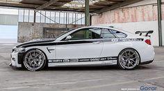 700PK voor de BMW M4