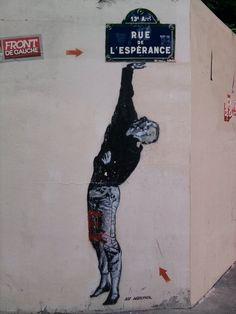 Jef Aérosol #streetart