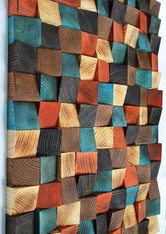 Wood Wall Art Old Wood Wood Art Mosaic Wood Art Geometric Wall Art .,Wood wall art old wood wood art mosaic wood art geometric wall art wood rustic painting wood art wood panel How To Make Wood Art ? Wood art is general. Mosaic Wall Art, Wood Mosaic, 3d Wall Art, Wooden Wall Art, Wooden Walls, Wood Wall Design, Wall Panel Design, Wood Wall Decor, Wooden Panel Design