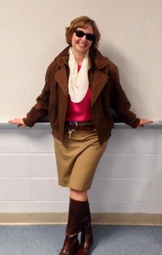 Check out this great #80s costume idea: Claire from 'The Breakfast Club'! http://www.liketotally80s.com/2014/09/80s-costume-claire-standish/