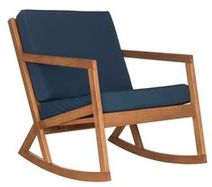 Ordinaire Contemporary With A Nod To Hand Crafted Shaker Individuality, This Elegant Outdoor  Rocking Chair Is Destined To Become A New American Classic.