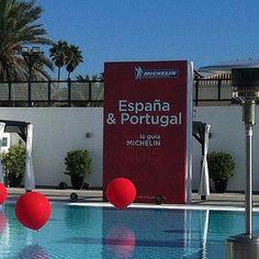 Presentación de la Guía Michelin España & Portugal 2015 en el Hotel Los Monteros de Marbella el día 19 de Nov 14 #GuíaMichelin2015 #Marbella Maine, Portugal, Instagram