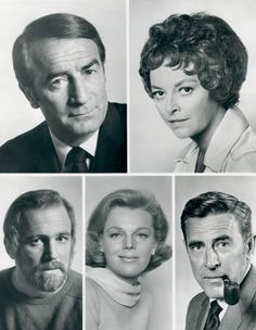 "General Hospital soap opera - watched every day in the summer at my aunt's house with my older  cousin in the early 60's.  I remember ""the 7th floor nurses' station""!"