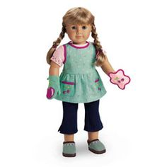 American Girl GRACE THOMAS DOLL and BOOK top skirt boots underwear NRFB