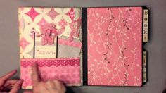 My Sisters Scrapper: Authentique Altered Book Club Journal