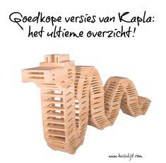 Nep Kapla: tips voor imitatie kapla - Huisvlijt Brain Builders, Plank, Wood, Dyslexia, Kids, Crafts, Construction, Image, Spanish Language