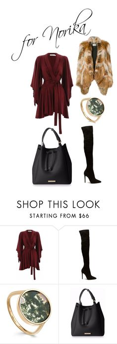 """For Norika"" by boglarka-pinkeova on Polyvore featuring Zimmermann and Yves Salomon"