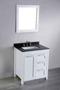 30 Vanity With Sink Top