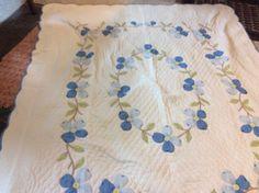 Best applique quilt kits images in vintage quilts