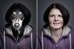 1 | Woof-Alikes: Dogs Dressed As Their Humans | Co.Create: Creativity \ Culture \ Commerce