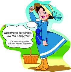 Smurfs, School, Fictional Characters, Schools, Fantasy Characters