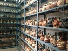 And this is just the store room.  Larco Museum, Lima