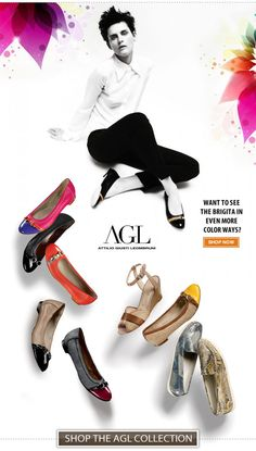 AGL Collection | Stay Fabulous at www.berenshoes.com