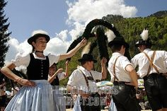 dress , ruhpolding , chiemgau , bavaria , germany #Chiemgau