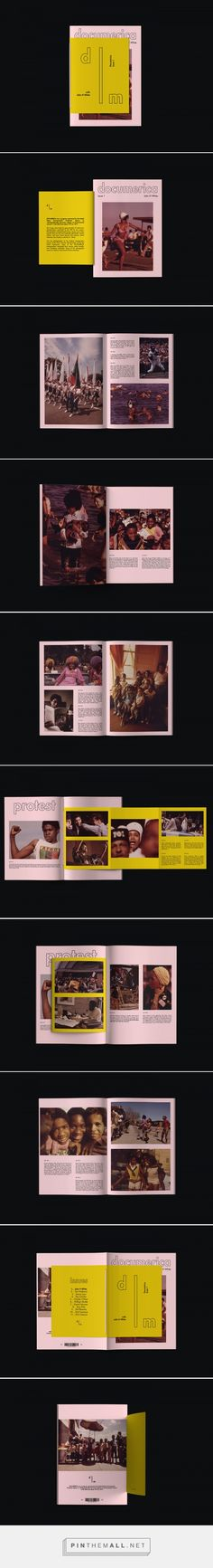 DOCUMERICA: Issue #1 - John H White on Behance... - a grouped images picture - Pin Them All