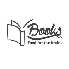 wall quote - Books, Food For the Brain