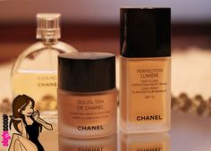 My favourite foundation of the moment  #StyleScoop #beauty #chanel