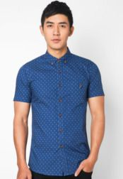 เสื้อเชิ้ต All Over Plus Print Short Sleeve     #Over, #Plus, #Print, #Short, #Sleeve, #เสอเชต