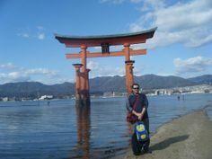 #LaFelicidadEsViajar #Japón #Miyajima