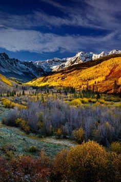 Mount Sneffels in Fall by Mark_Kummet Colorado