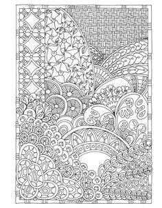 Amazon.com: Angela Porter's Zen Doodle Designs: New York Times Bestselling Artists' Adult Coloring Books (9781944686024): Angela Porter: Books Cool Coloring Pages, Mandala Coloring Pages, Animal Coloring Pages, Coloring Sheets, Coloring Books, Zentangle Patterns, Zentangles, Free Adult Coloring, Doodle Designs