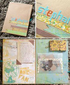 Snail mail, big book