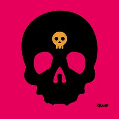 Skully 1/4 (by #krane) Crane, Darth Vader, Skull, Sugar, Fictional Characters, Fantasy Characters, Skulls, Sugar Skull