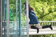 Levitating Girl - Natsumi Hayashi