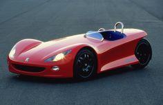 Peugeot Asphalte (concept) 1996