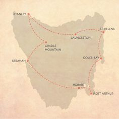 Itineraries for an epic Tasmanian road trip Many people wanting to experience the best of Tassie have no idea how to go about it. So, I Tasmanian Road Trip Map, 14 days Tasmania Road Trip, Tasmania Travel, Road Trip Map, Road Trip Hacks, Australian Holidays, Australian Road Trip, Travel Humor, Roadtrip, Australia Travel