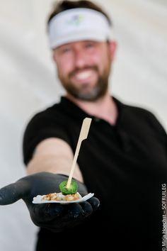 Gourmet Festival 2016 Düsseldorf mit Kiwibeere NERGI | KOCHHELDEN.TV
