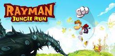 imagen Rayman Jungle Run [Español] [Android]