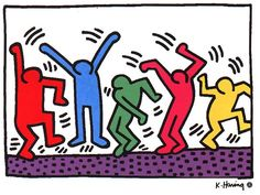 keith haring dance