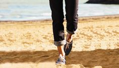 4 Stretches For A Pain-Free Walk Loved this, sharing with FAV pinterest sweets! : )