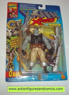 X-MEN X-Force toy biz QUARK 1994 marvel universe moc mip mib action figures