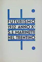 Cardboard Cutout Sundown: Fortunato Depero