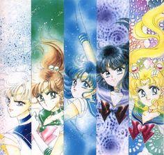Original Sailor Moon Art Work By Naoko Takeuchi Arte Sailor Moon, Sailor Moon Manga, Sailor Uranus, Moon Images, Moon Pictures, Manga Pictures, Sailor Moon Crystal, Naoko Takeuchi, Sailor Moon Character