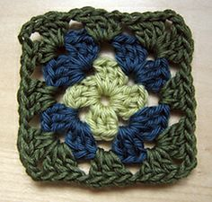 Granny Square How-To   by Linda Permann