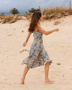 Liberty Fabric, Beach Day, Boho Dress, Roxy, Cute Outfits, Bodycon Dress, Bohemian, Summer Dresses, Fabrics