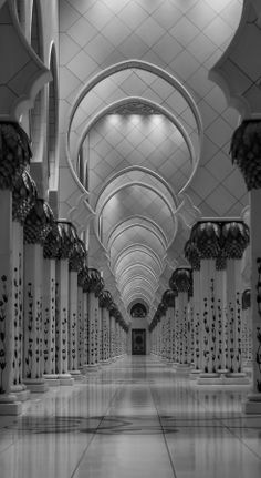 The Door, The Grand Mosque, Abu Dhabi by julian john, via 500px