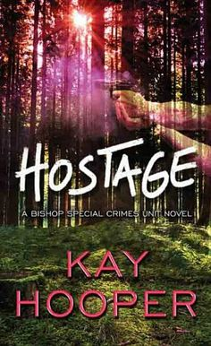 Hostage (Bishop/Special Crimes Unit) by Kay Hooper,Haven operative Luther Brinkman has been sent into the wilderness of the Appalachian Mountains of Tennessee to locate escaped felon Cole Jacoby, a mentally unstable bank robber. Supposedly, Jacoby hid more than ten million dollars from his last heist before he was captured--and rather mysteriously escaped federal custody. And once Brinkman finds Jacoby, the agent is left severely wounded, with no way to convey his location to Haven.