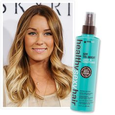 Leave in conditioner!  Try with a drop of moroccan oil